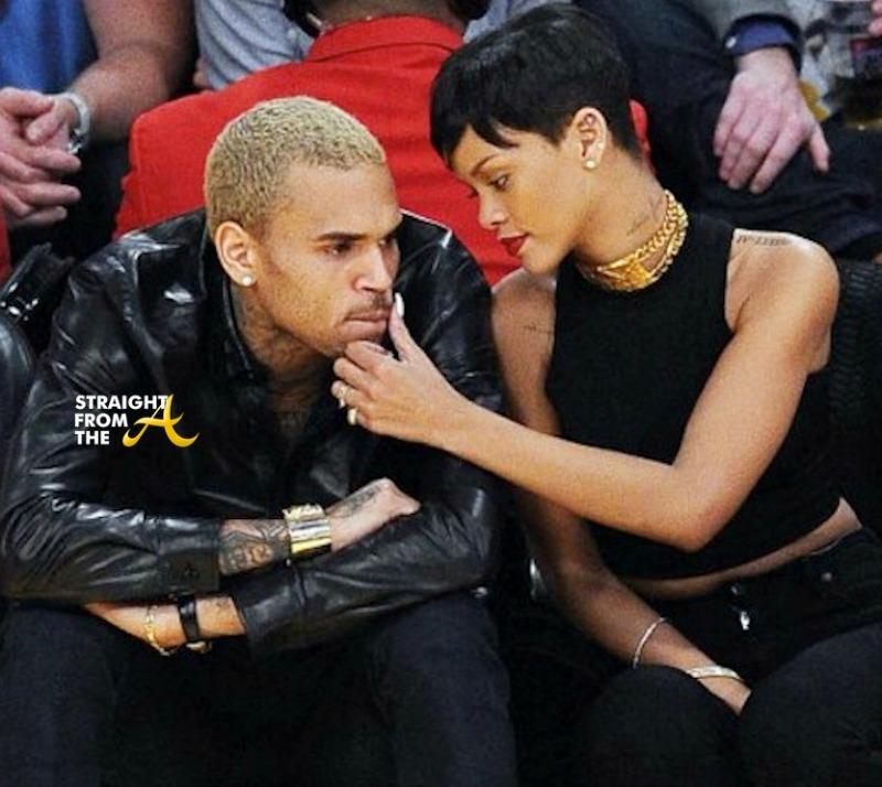 Chris Brown thinks Rihanna will make great mom