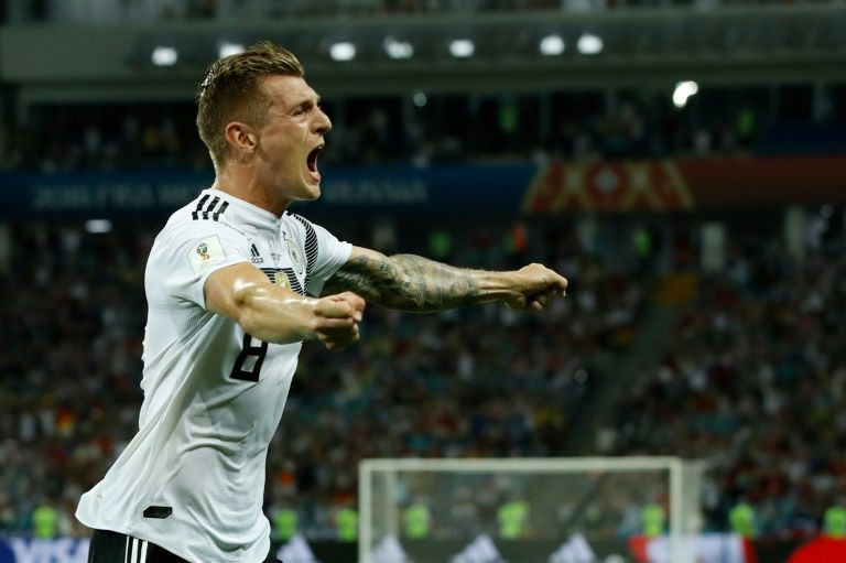 Ozil's claims of racism in German camp are 'nonsense' – Kroos