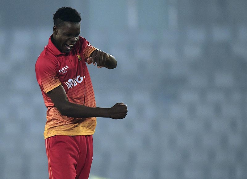 Muzarabani quits Zimbabwe for cricket in England
