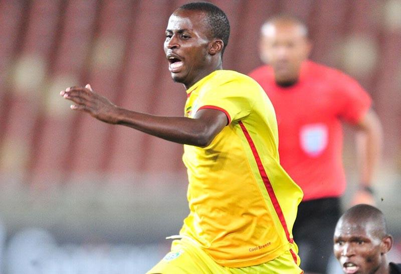Terence Dzvukamanja the next big Zimbabwean star?