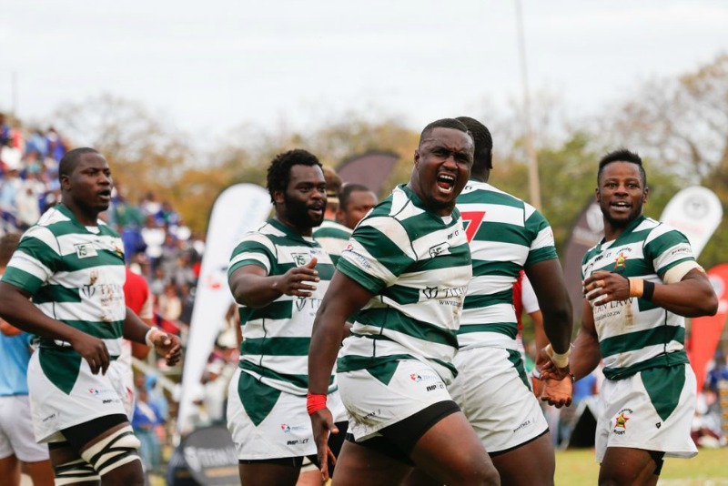 Zimbabwe Sables take on Rugby Cranes in Africa Gold Cup