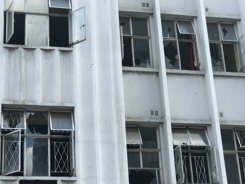 MDC-T seeks donations to clean up 'filth-ridden' HQ