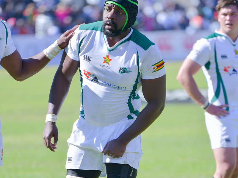 Uganda 18-38 Zimbabwe: Sables maintain Tier 1A status with victory over Rugby Cranes