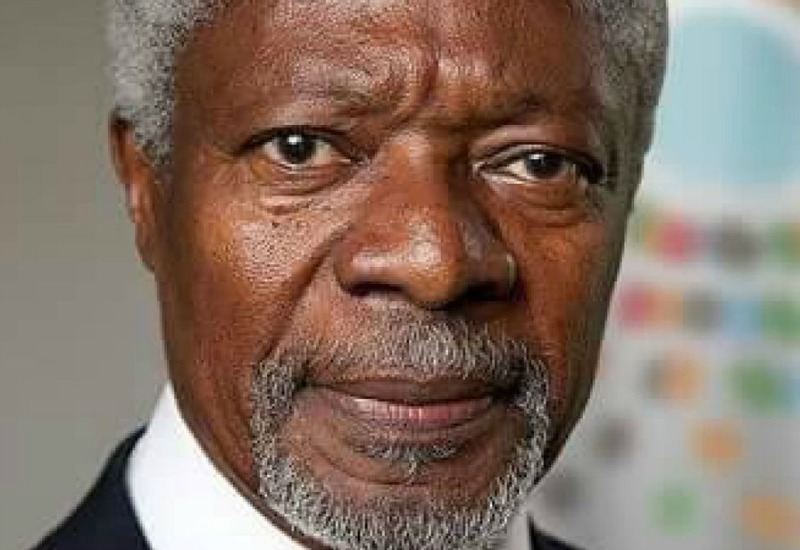'A voice of great authority and wisdom' – world mourns loss of Kofi Annan