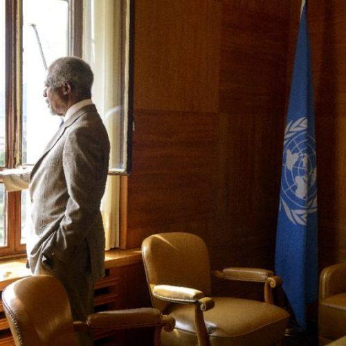 Switzerland mourns 'visionary and friend' Kofi Annan