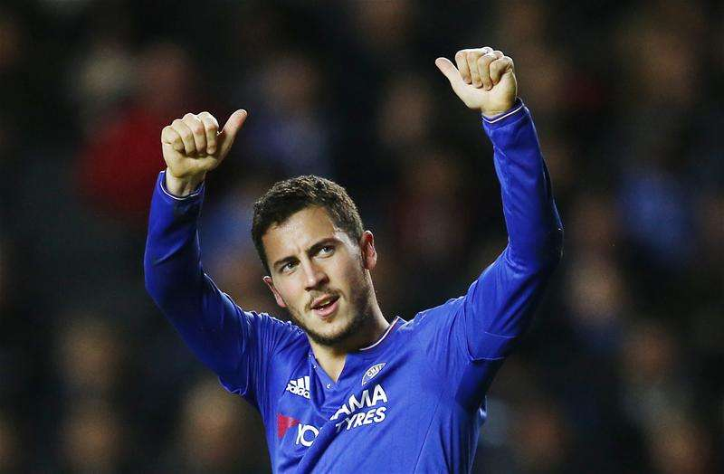 Real Madrid's bid to sign Eden Hazard close to completion
