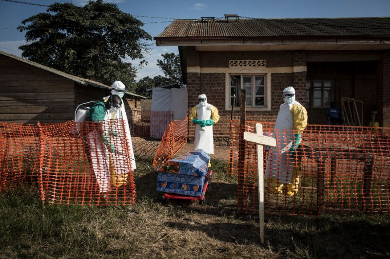 High-security Ebola burials spark dismay, anger in DRC