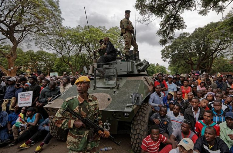 How Zim's coup failed to create democracy from dictatorship