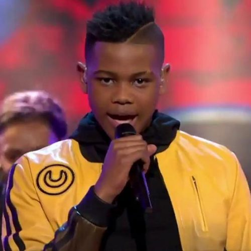 The Voice UK star visits Bulawayo after dropping hot debut single