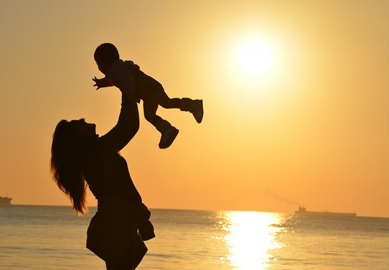 Mother's life span determines how long daughters will live, how healthy they will be