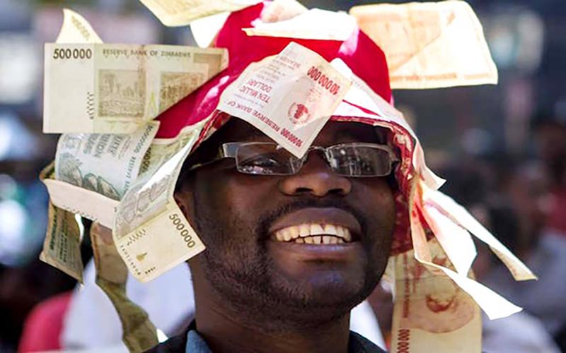 Zimbabwe's hyperinflation offers a grim lesson for Venezuela