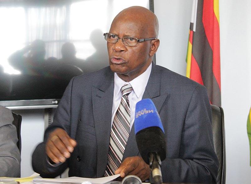 Zanu PF To Take Part In Govt Procurement Processes – Chinamasa