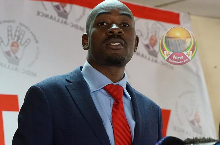 Chamisa meets Matebeleland chiefs; party coy on what was discussed