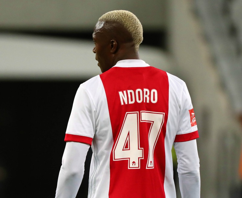 Highlands Park chief expects 15 goals a season from new signing Tendai Ndoro