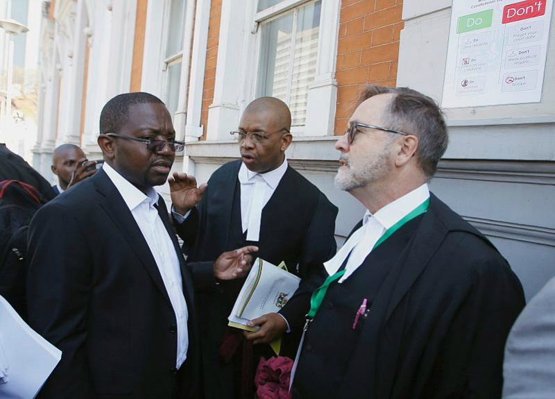 ConCourt to rule Friday on opposition's vote challenge