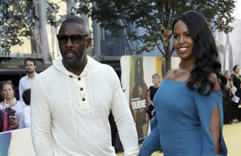 License to spill? Idris Elba says he's not the next 007