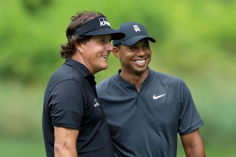 Tiger Woods v Phil Mickelson: Duo to face off in $9m Vegas duel in November