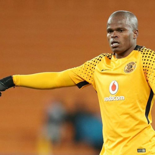 Katsande wants to leave legacy at Kaizer Chiefs