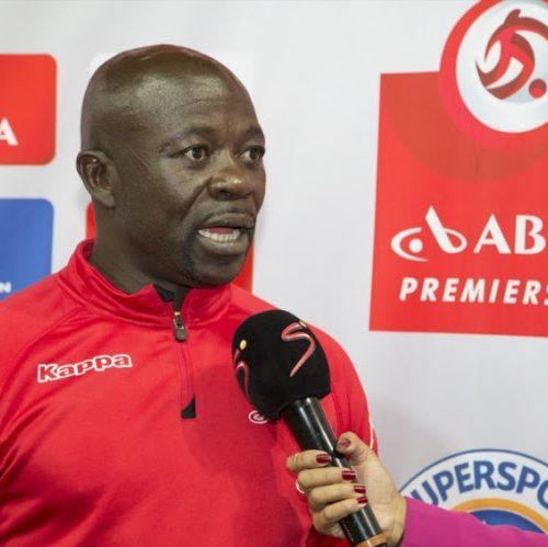 Kaitano Tembo eyes first silverware at SuperSport United
