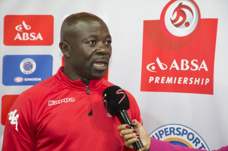 Kaitano Tembo admits different pressure as SuperSport head coach