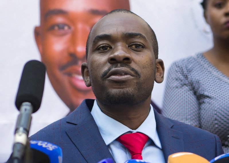 Chamisa scorns ED's land offer to Trump, describes it as attempted bribery