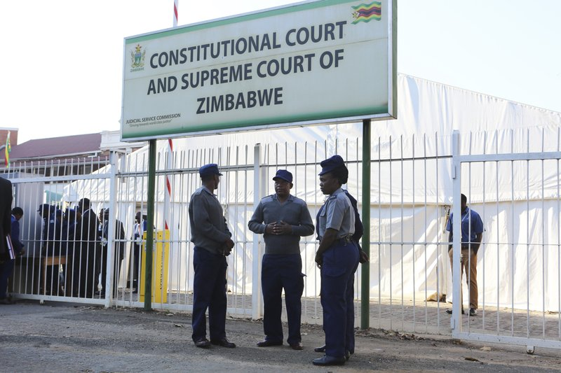 Zimbabwe: Decision Day... All Eyes On the Constitutional Court Bench