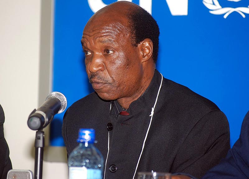 Former cabinet minister Mhashu to be laid to rest Friday, says MDC-T