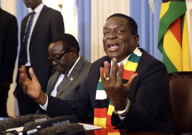 ED dialogue prayer snub was a Chamisa payback, says Mutodi