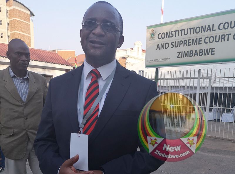 We must respect ConCourt decision, says Mwonzora; gives his view on 'primary evidence'