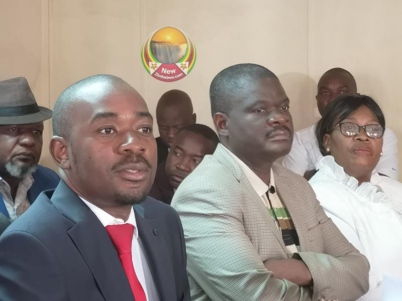 Poorly magistrate stalls MDC vice president's trial