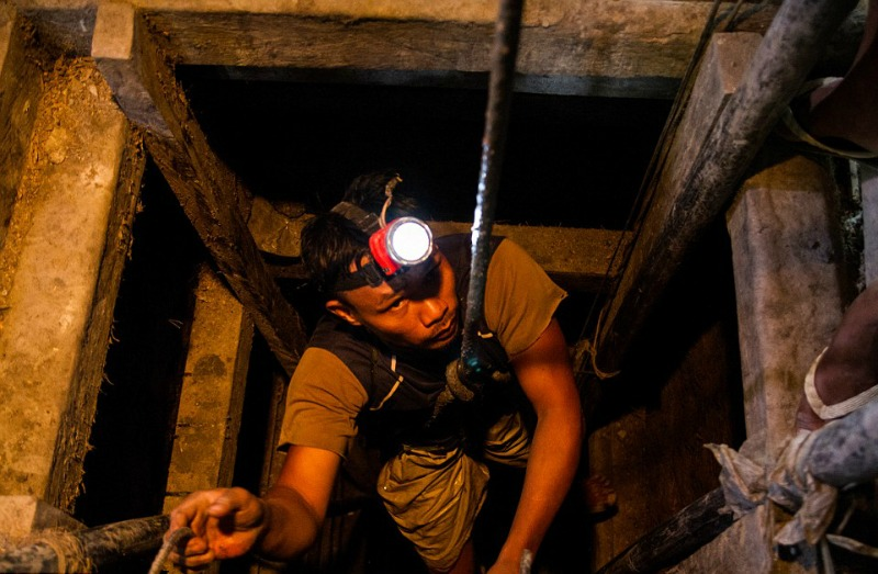 Two Miners Feared Dead, Scores Trapped As Globe and Phoenix Mine Collapses