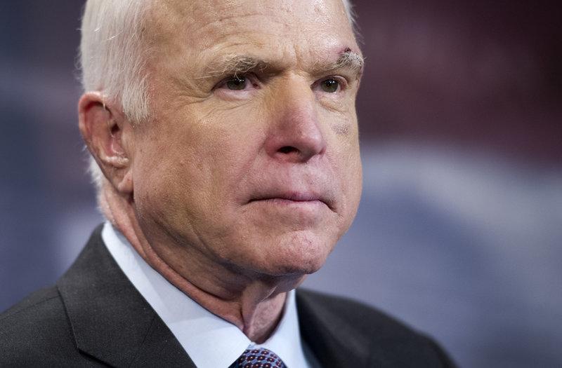 US Senator and former Presidential candidate John McCain dies aged 81