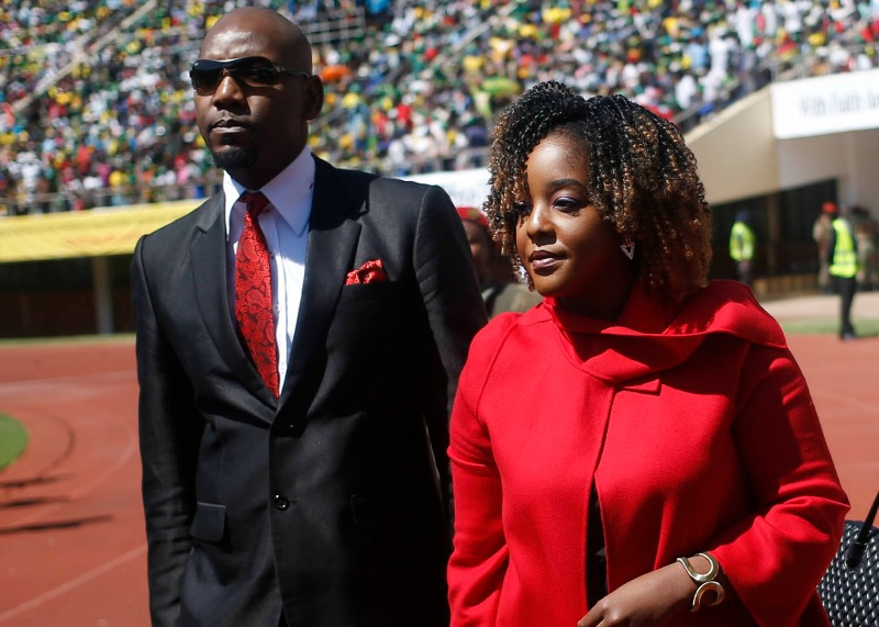 War vets slam Mugabe for sending 'innocent' Bona to ED inauguration