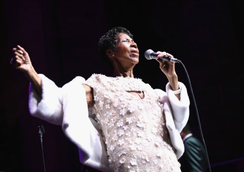 Complications after Aretha Franklin left no will
