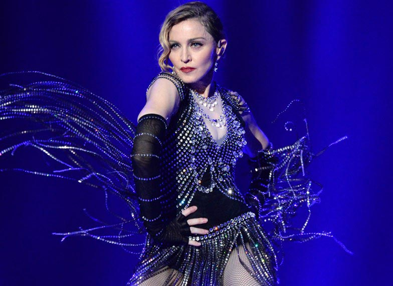 60 scandalous years for Madonna