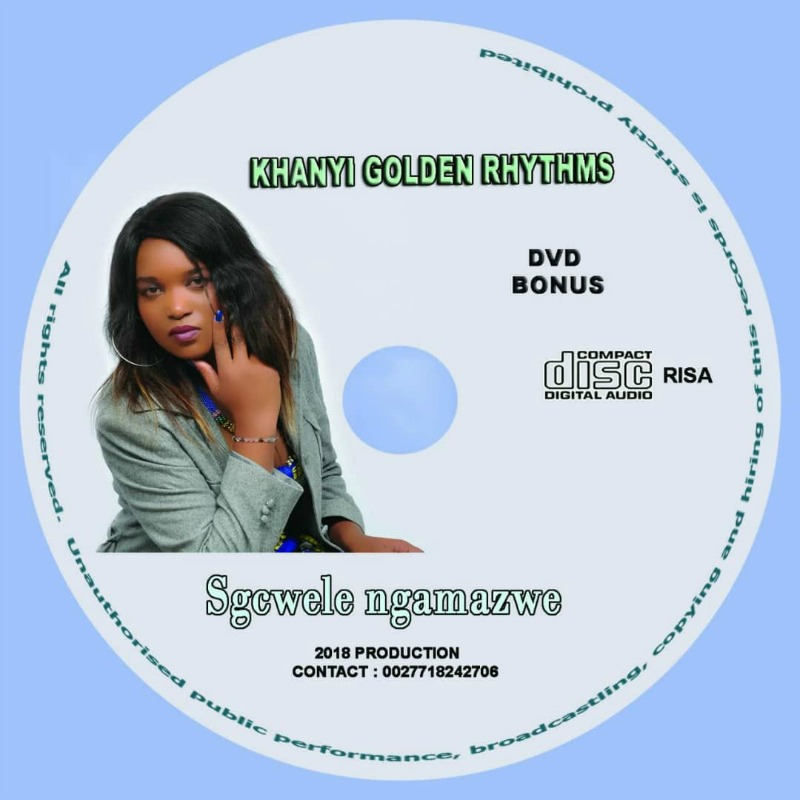 Emerging superstar Gogo Wodumo, Zimbabwe's answer to disco queen Patricia Majalisa
