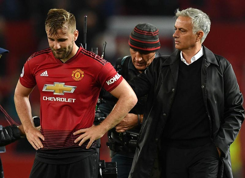 Mourinho calls for respect as Spurs pile more misery on Man Utd