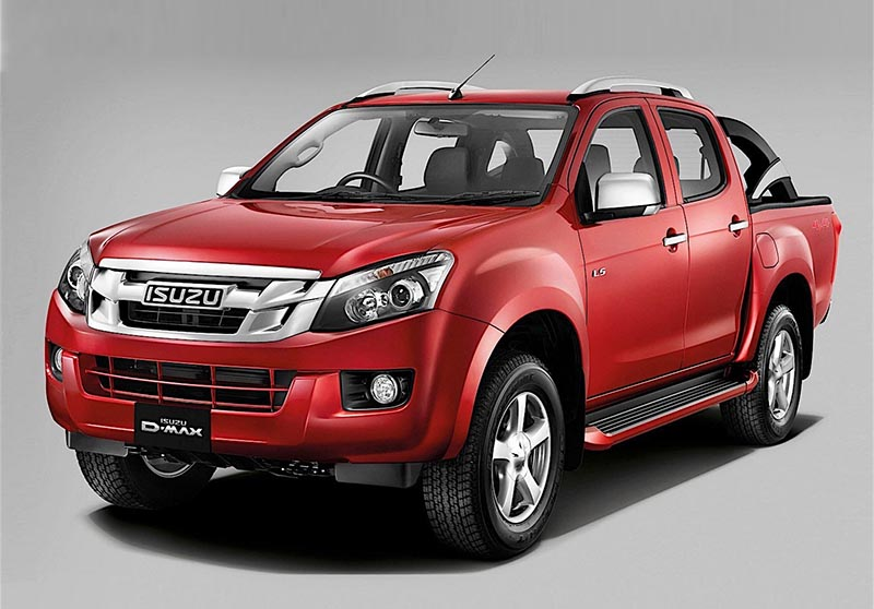 Government buys 90 new Isuzu vehicles for chiefs