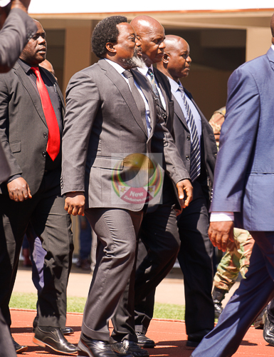 Mnangagwa inauguration in pictures