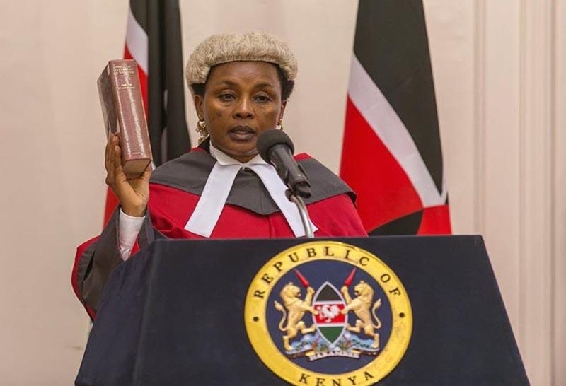 KENYA: Deputy chief justice arrested in graft probe