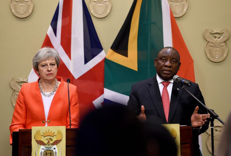 Prime Minister May vows post-Brexit UK will be leading investor in Africa