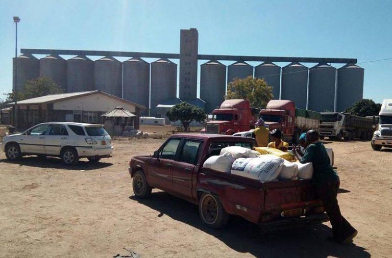 Zimbabwe's national grain stocks dwindle
