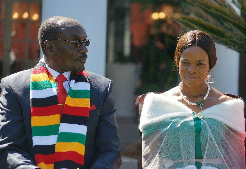VP Mohadi parades new wife as ED keeps faith in him, Chiwenga