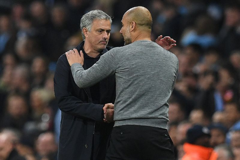 Give Mourinho respect, insists old foe Guardiola