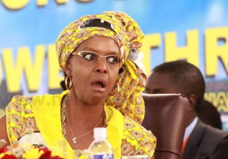 Grace Mugabe challenges truck grab case