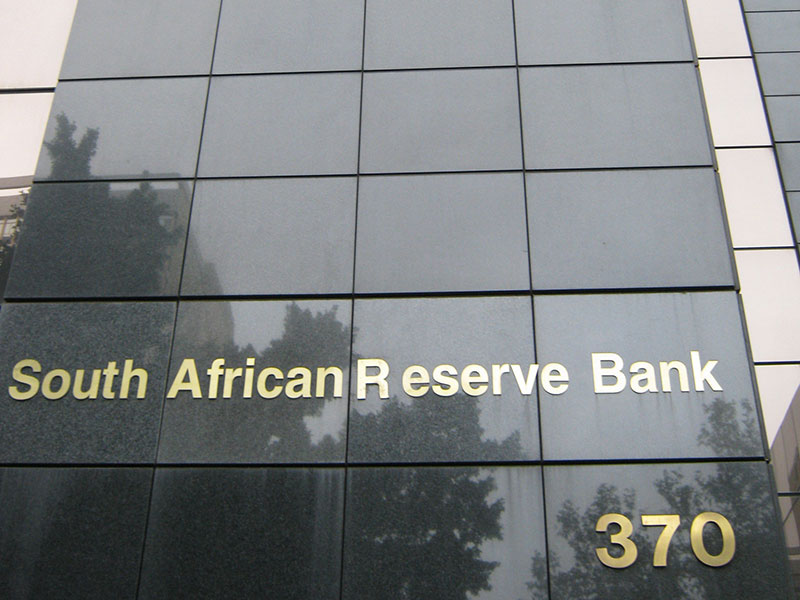 A $50 Billion Fight About Who Owns South Africa's Central Bank
