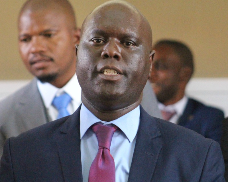 Herbert Gomba elected Harare Mayor
