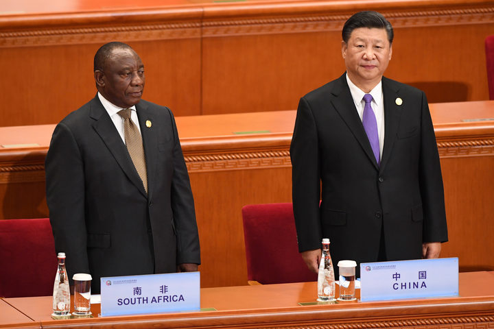 China promises Africa debt relief as Xi counters aid criticism