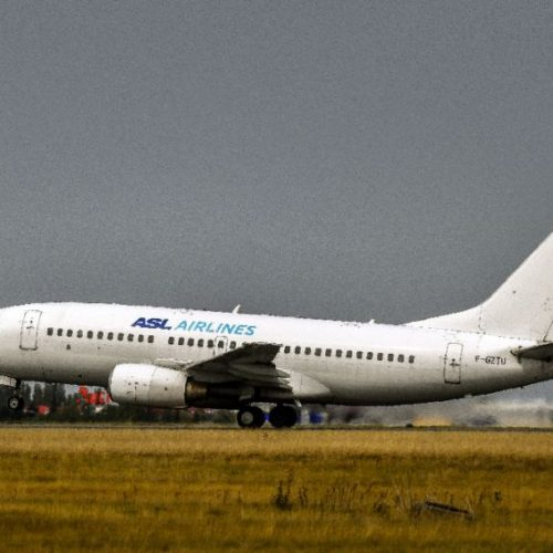 Cholera scare on Algeria-France flight