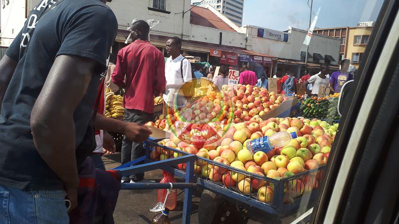 Mayor plots Harare blitz on food vendors after cholera outbreak